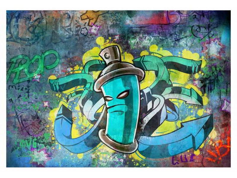FOTOTAPET GRAFFITISKAPERE