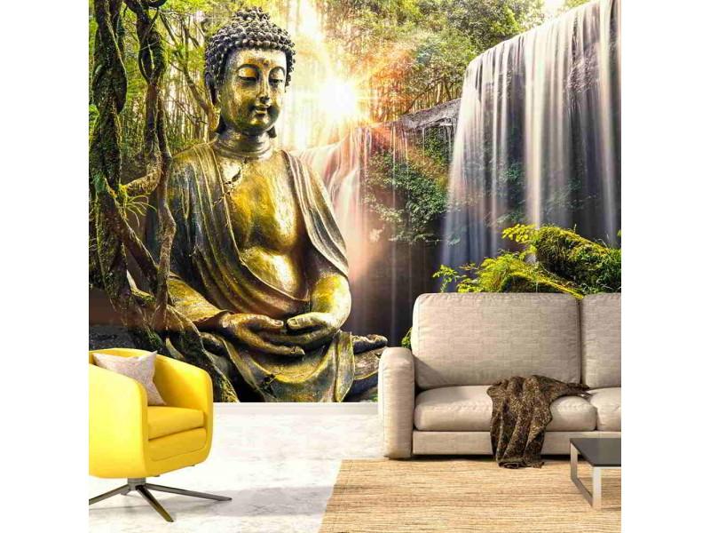 FOTOTAPET BUDDHISTISK PARADIS