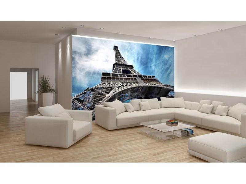 144V8 - Fototapet Paris Eiffeltornet
