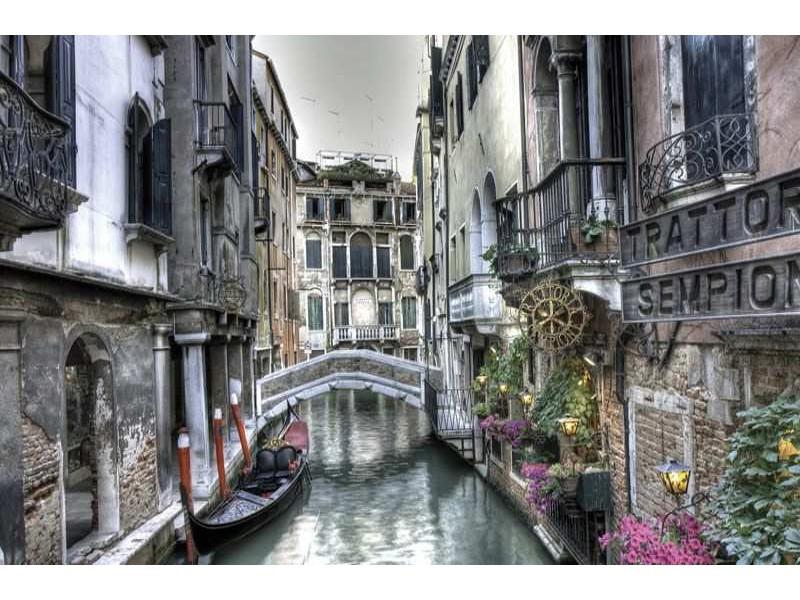 1727V8 - Fototapet Venedig