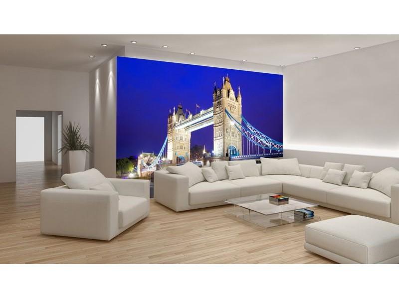 172V8 - Fototapet London Tower Bridge