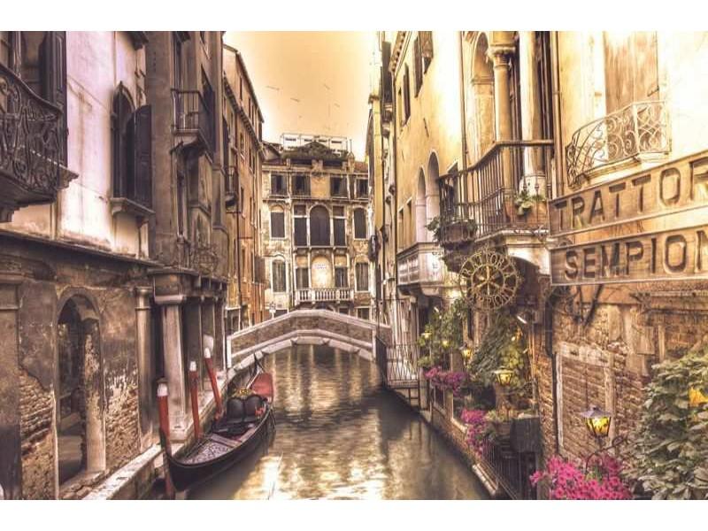 1730V8 - Fototapet Venedig