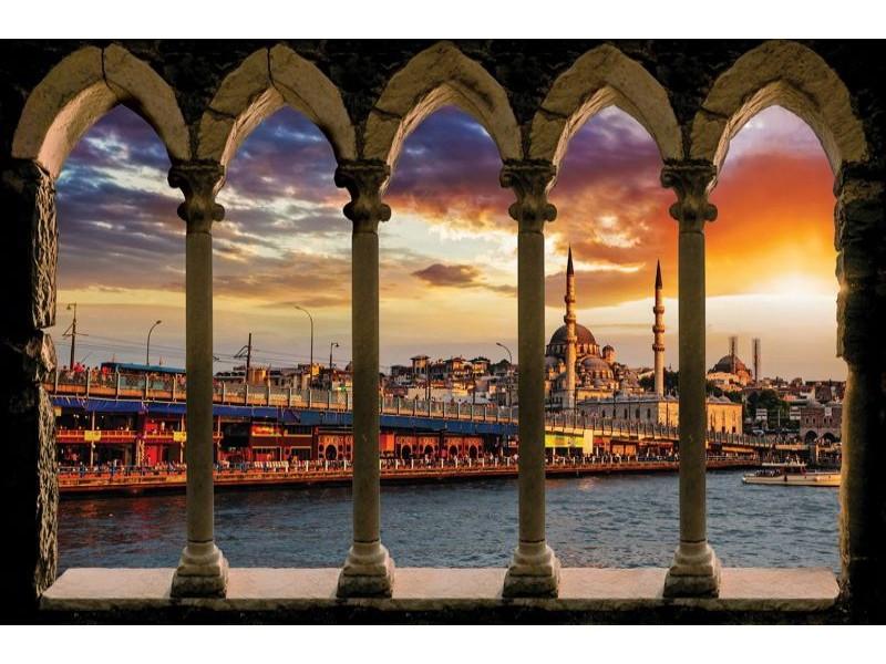 3338V8 - Fototapet Istanbul