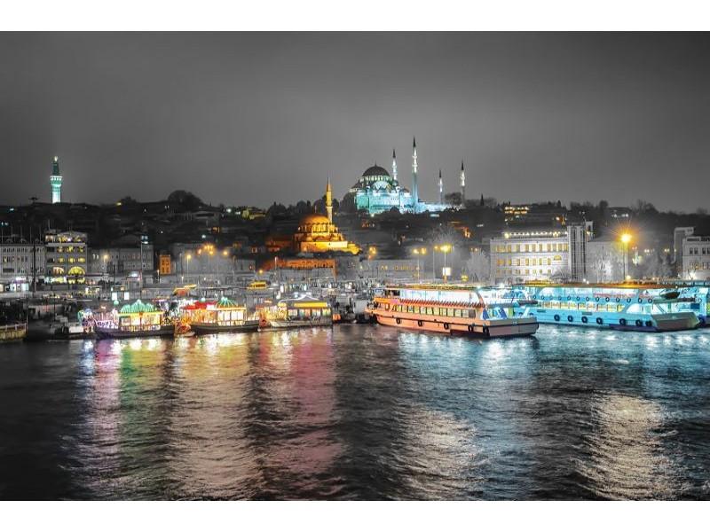 3468V8 - Fototapet Istanbul