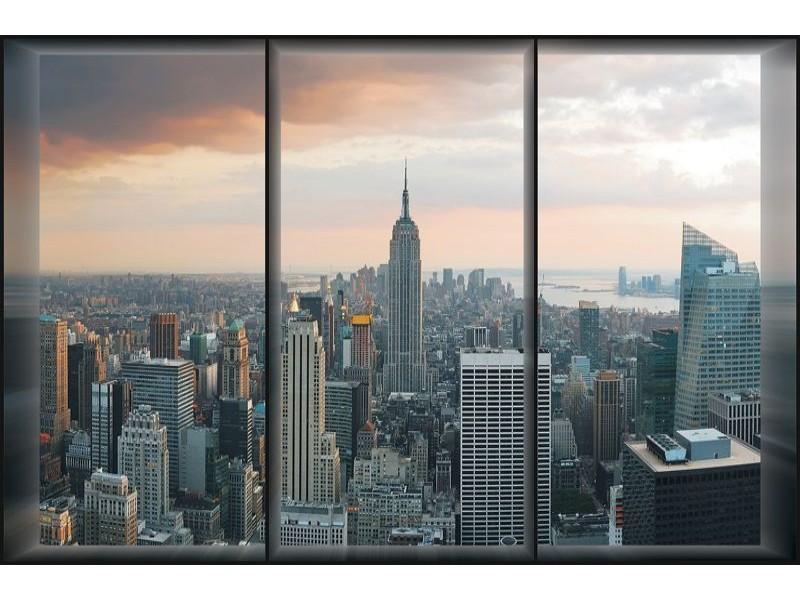 493V8 - Fototapet New York