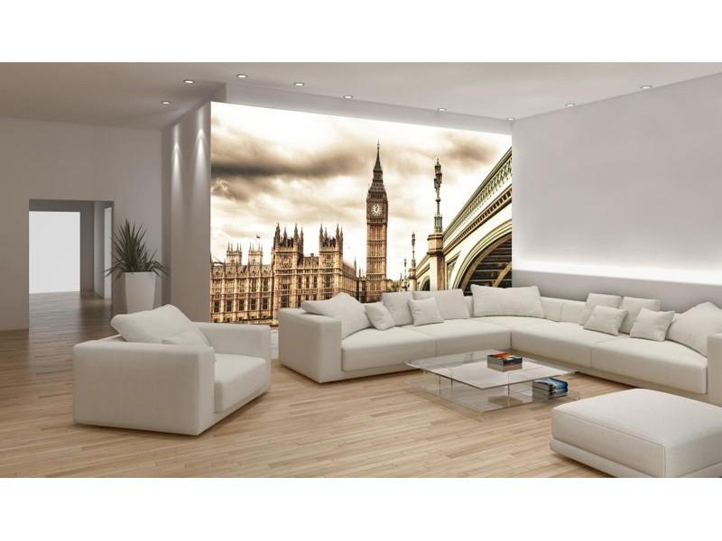 843V8 - Fototapet London Westminster Big Ben