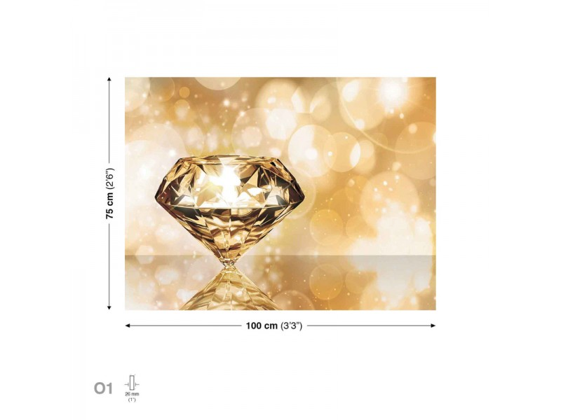 Diamond Canvastavla (PP119O1)