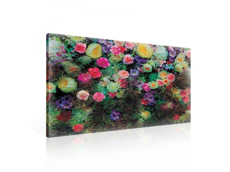 Canvastavla Flowers Multicolour (PP2304O1)