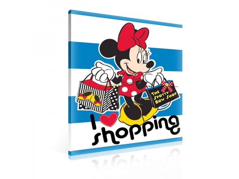 Canvastavla Disney Minne Mouse (PPD1413O1)