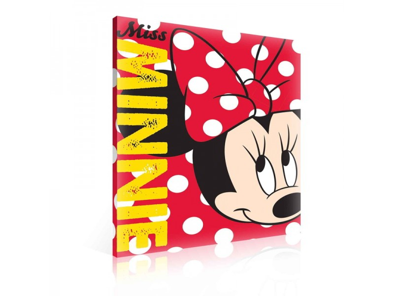 Canvastavla Disney Minnie Mouse (PPD1415O1)
