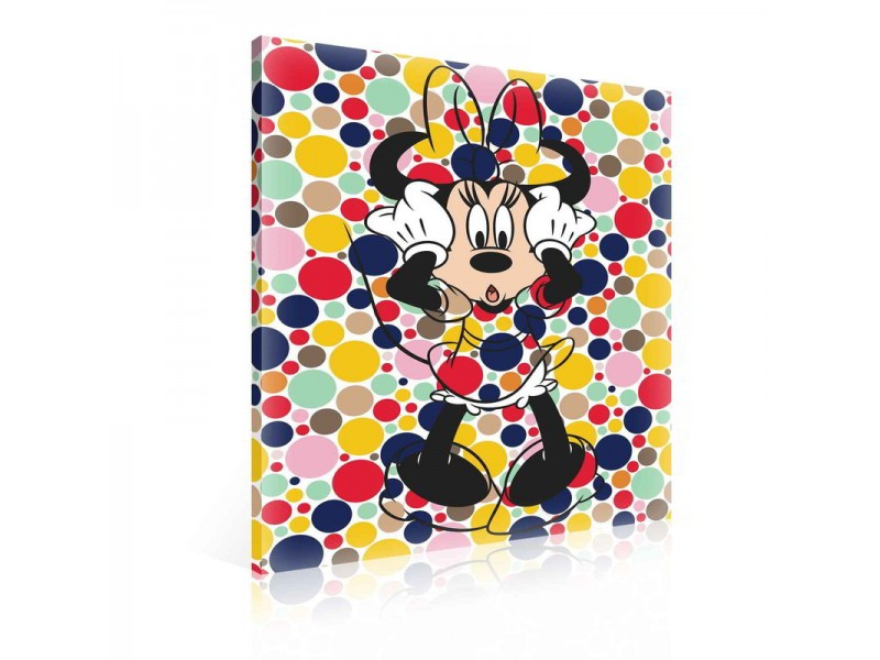 Canvastavla Disney Minnie Mouse (PPD1433O1)