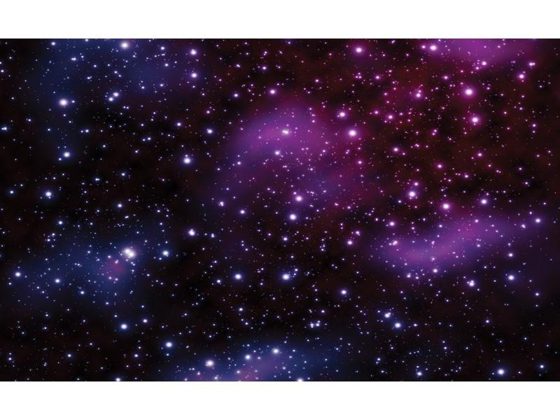 177V8 - Fototapet galaxen