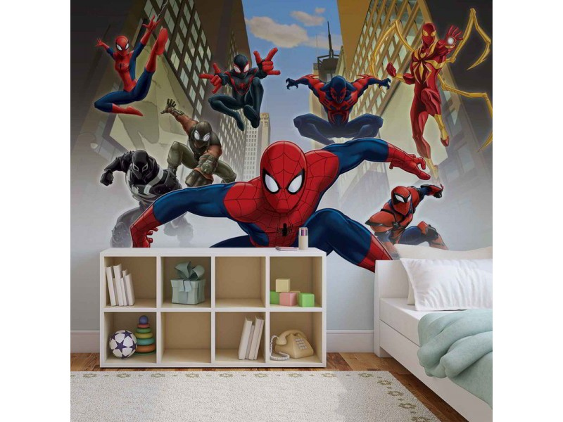 1274WM - Fototapet SPIDER-MAN MARVEL