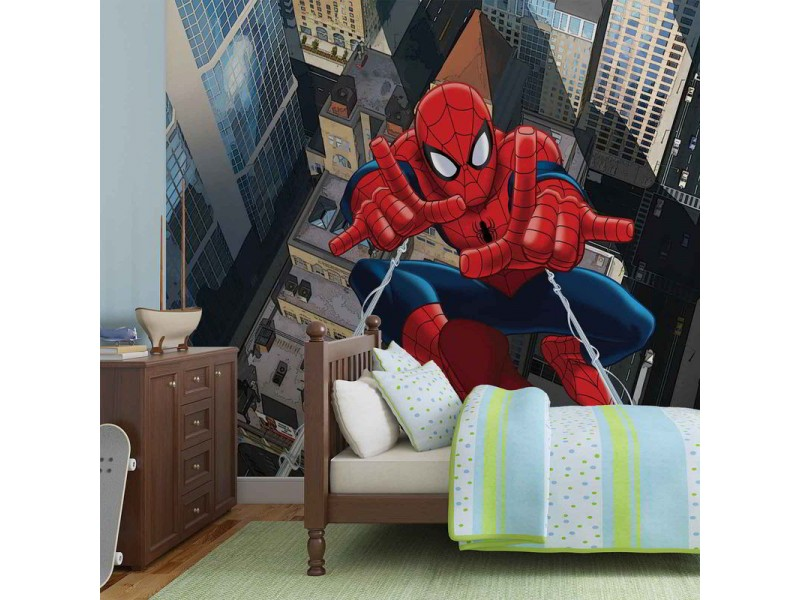 265WM - Fototapet SPIDERMAN MARVEL