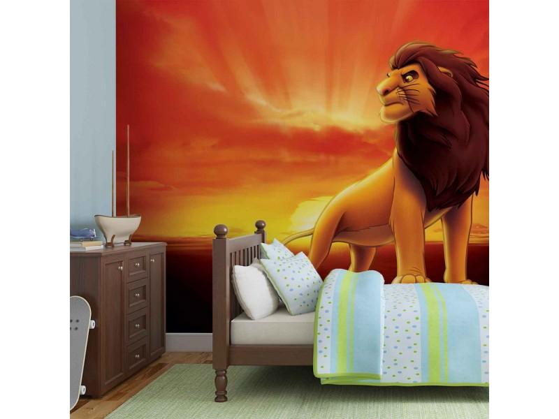 3205WM - Fototapet DISNEY LION KING SUNRISE