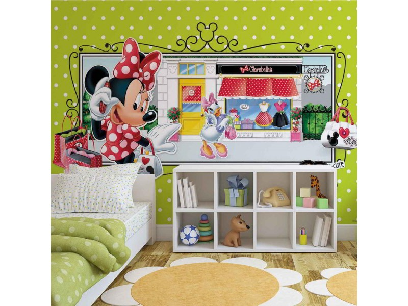 540WM - Fototapet DISNEY MINNIE MOUSE