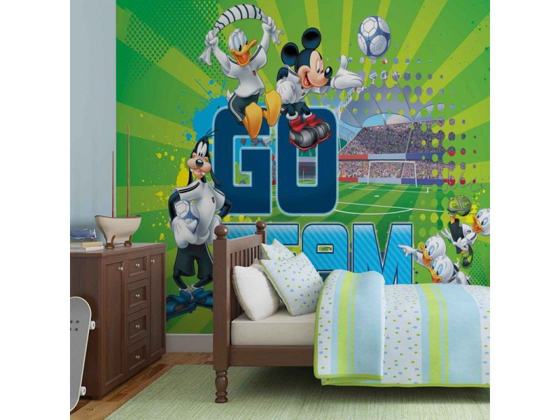 953WM - Fototapet DISNEY MICKEY MOUSE