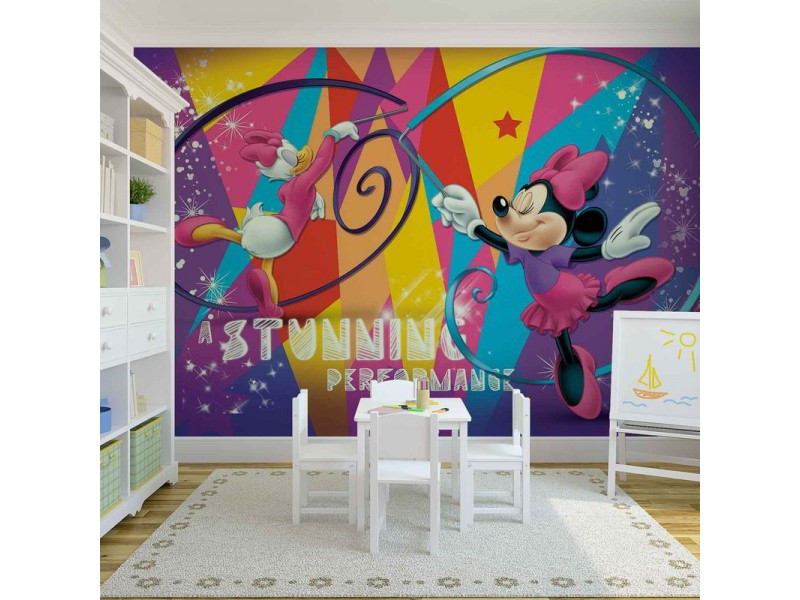 1255WM - Fototapet DISNEY MICKEY MOUSE