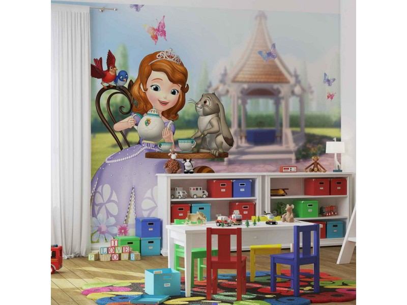 1845WM - Fototapet DISNEY SOFIA FIRST