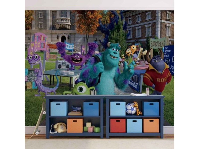 333WM - Fototapet DISNEY MONSTERS INC