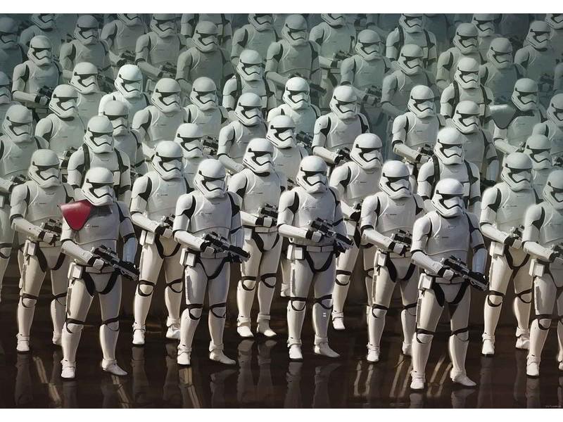 2743WM - Fototapet STAR WARS FORCE AWAKENS
