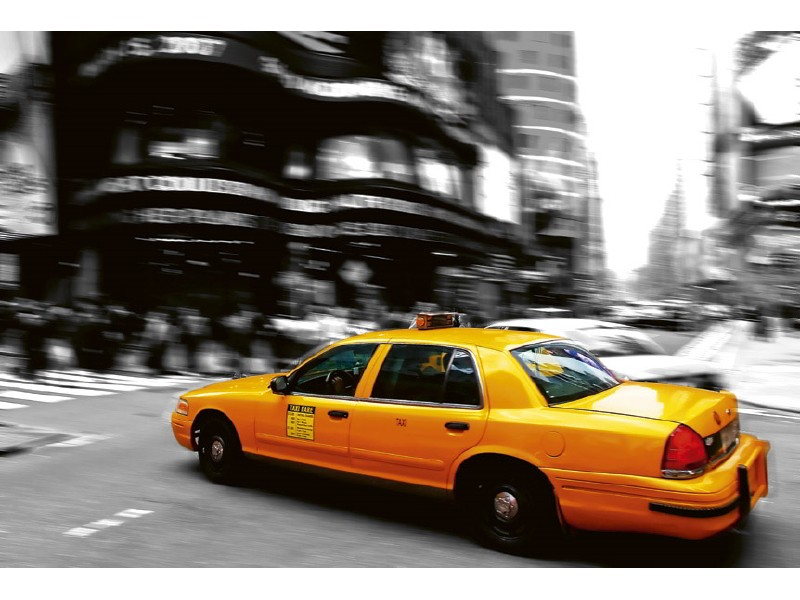 FOTOTAPET EASY UP TAXI