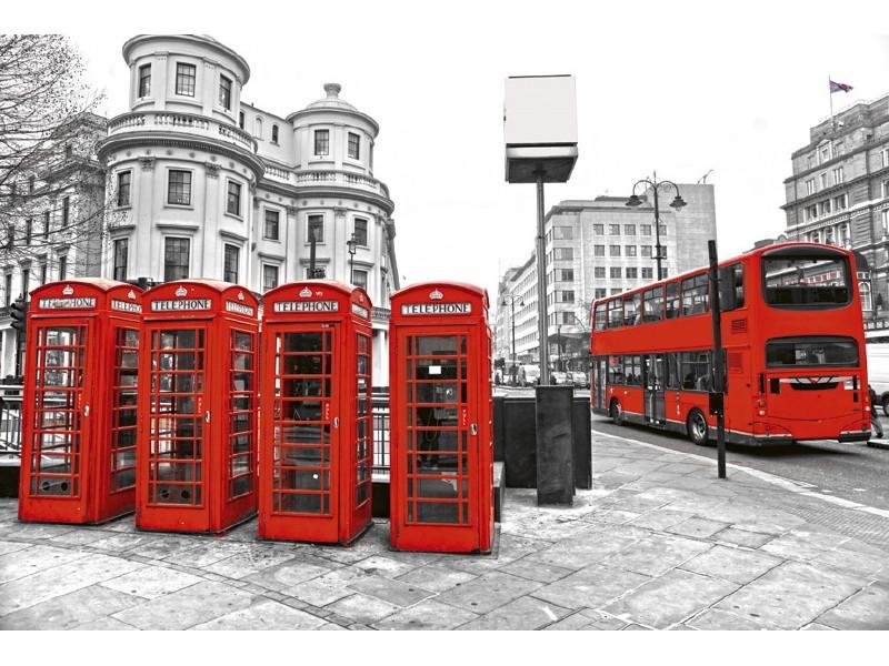 FOTOTAPET EASY UP LONDON