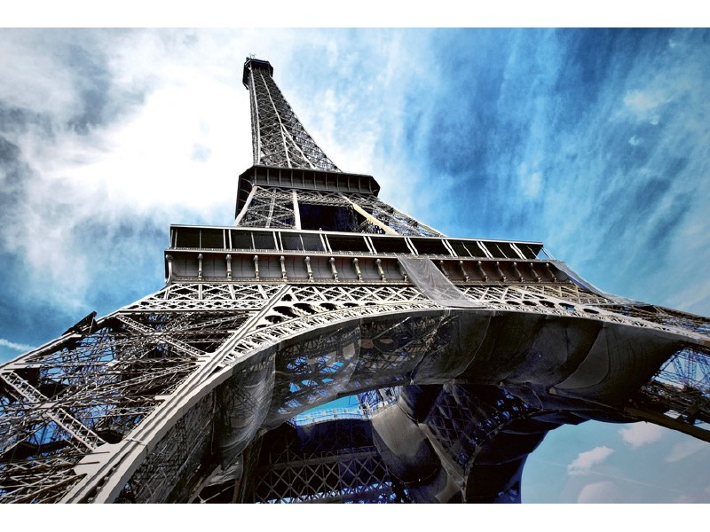 FOTOTAPET EASY UP EIFFEL TOWER