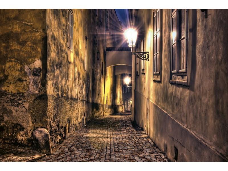 FOTOTAPET EASY UP STREET