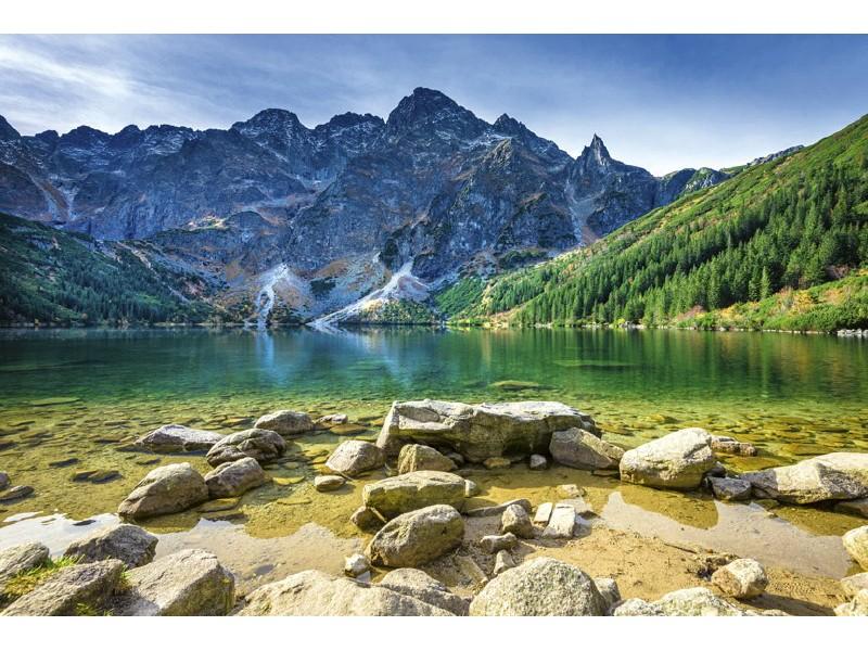 FOTOTAPET EASY UP TATRA MOUNTAINS