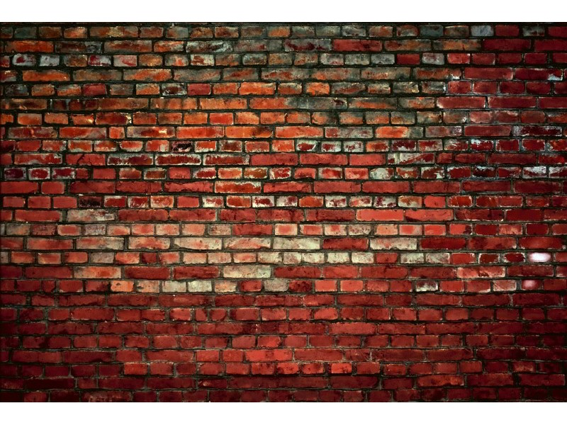 FOTOTAPET EASY UP BRICK WALL