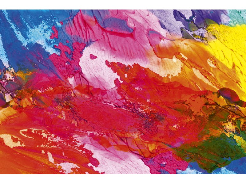 FOTOTAPET EASY UP ABSTRACT PAINTING