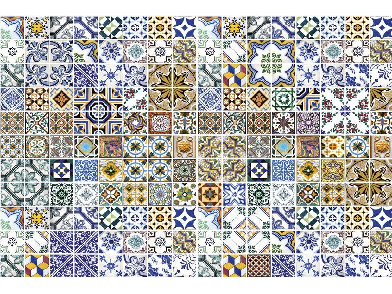 FOTOTAPET EASY UP PORTUGAL TILES