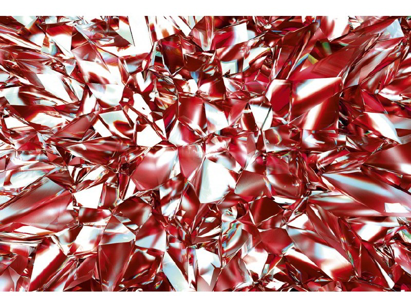 FOTOTAPET EASY UP RED CRYSTAL