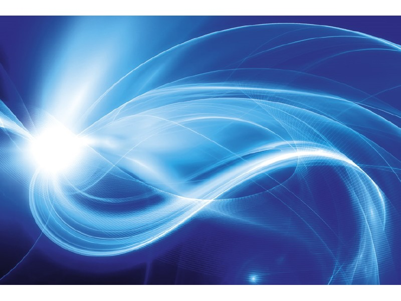 FOTOTAPET EASY UP BLUE ABSTRACT