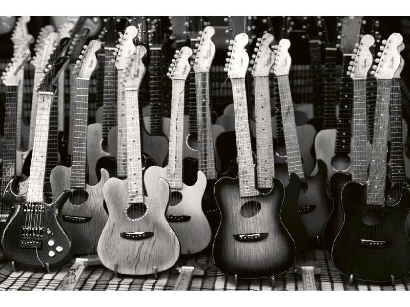 FOTOTAPET EASY UP GUITARS COLLECTION