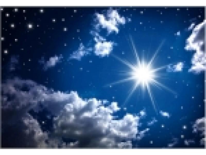 Fototapeter med himmel och jorden som motiv - köp online