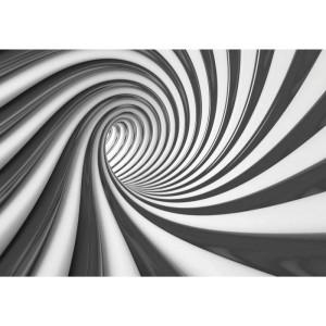 FOTOTAPET 3D ABSTRAKT VIRVEL