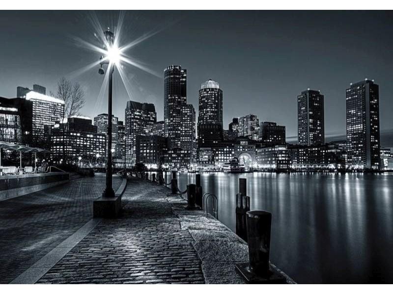 FOTOTAPET BOSTON HAMN