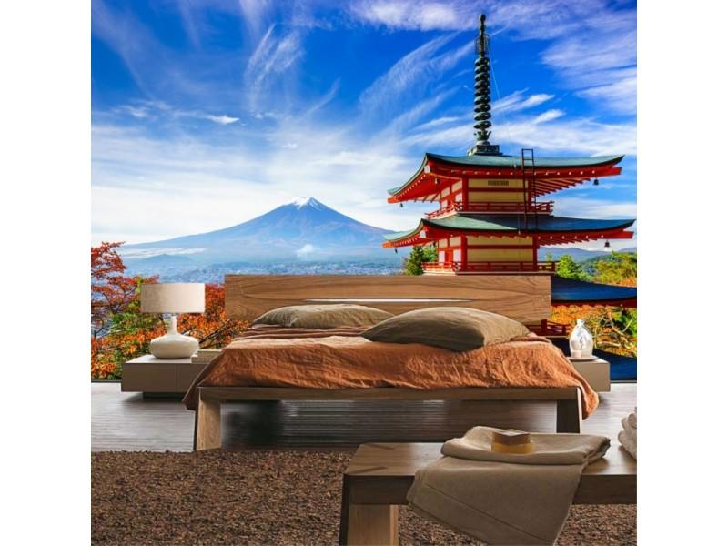 FOTOTAPET HÖST I JAPAN