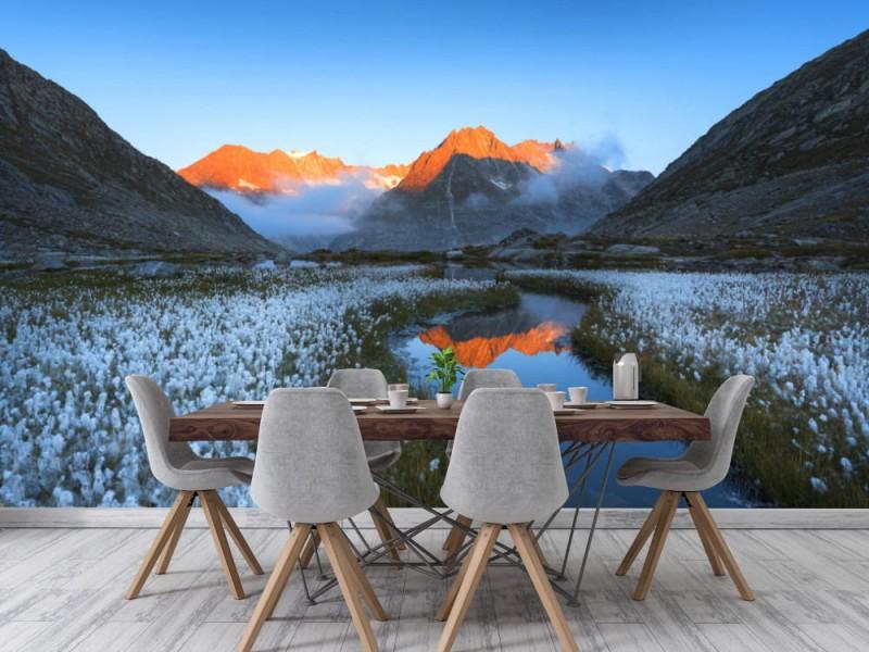 Fototapet Magical Alps