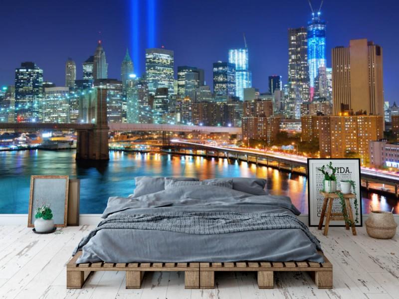 Fototapet Manhattan Skyline