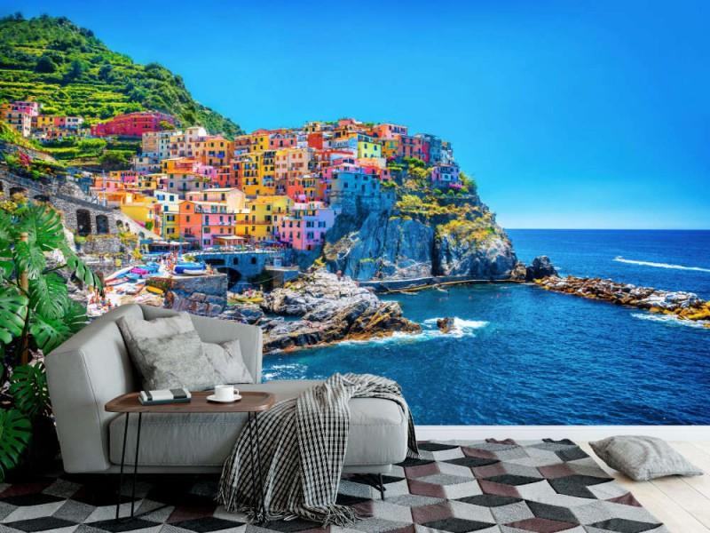 Fototapet Cinque Terre