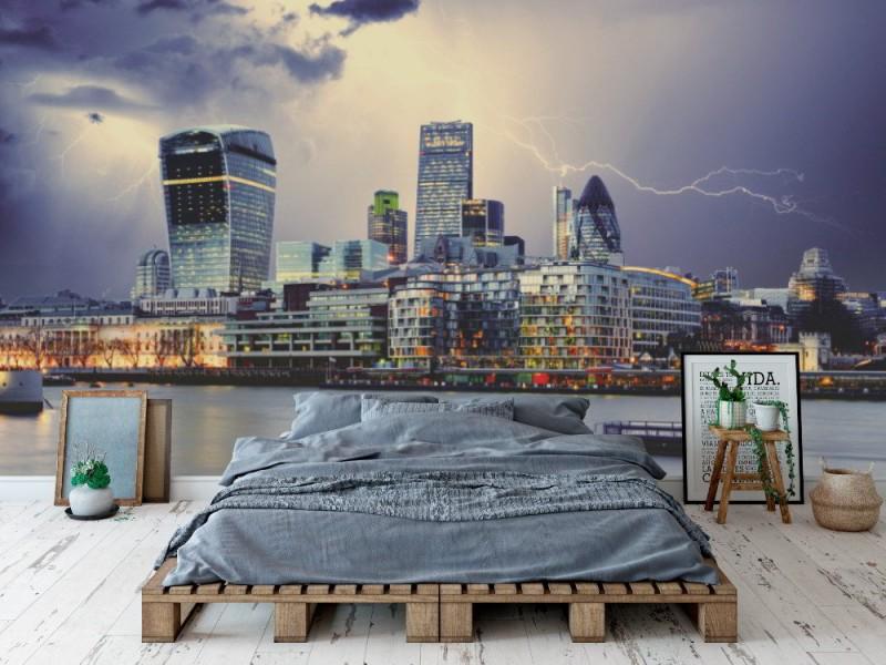 Fototapet city of London (32957404)