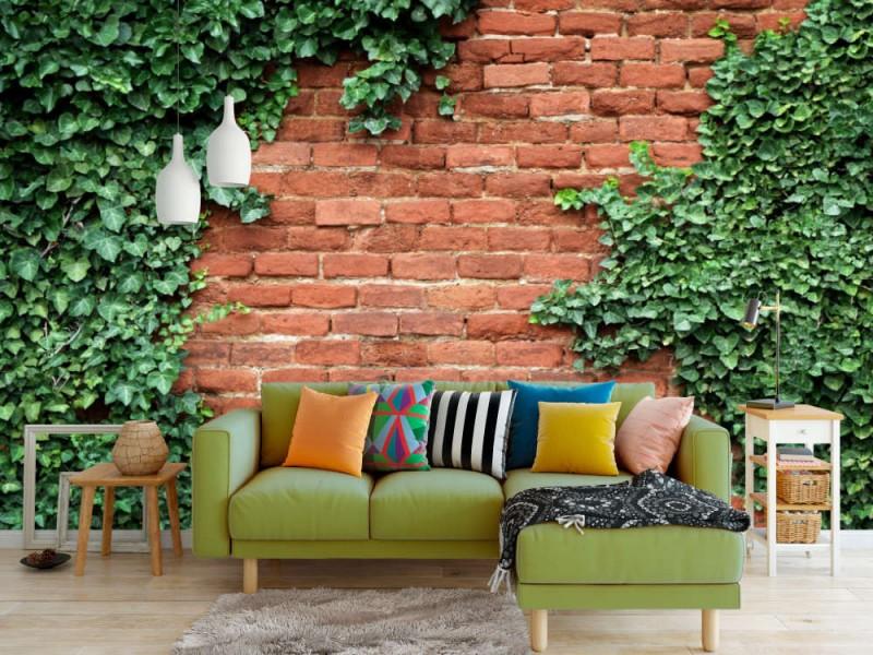 Fototapet Old Brick Wall