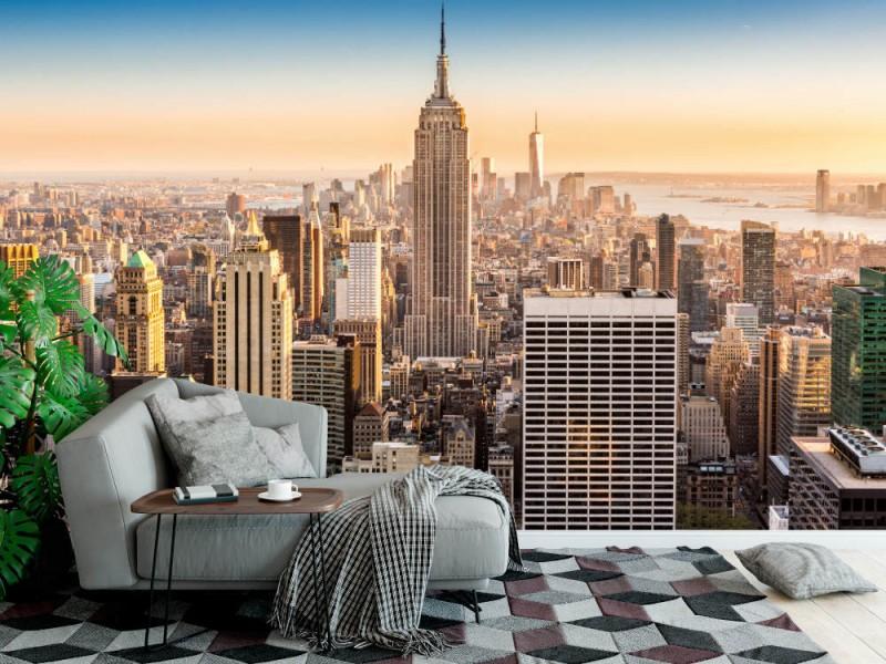 Fototapet New York Skyline