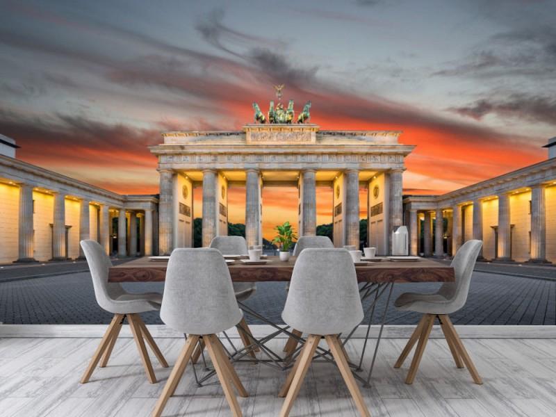 Fototapet Brandenburg Gate