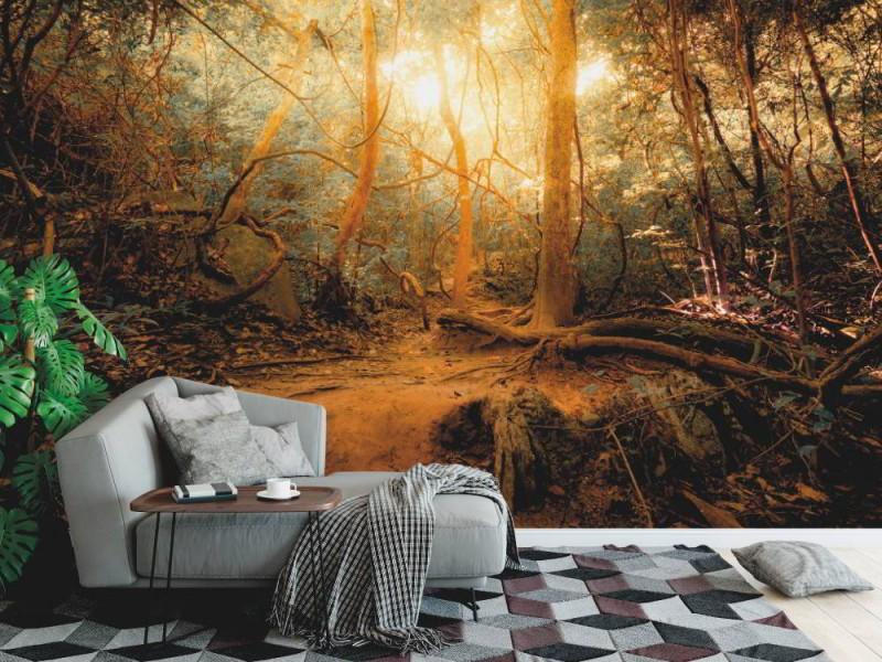 Fototapet Fantasy Forest