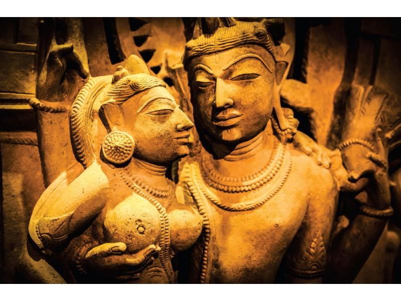 Fototapet Indiska älskare, 10-11 århundraden