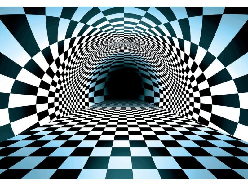 Fototapet 3d spiral (16787717)